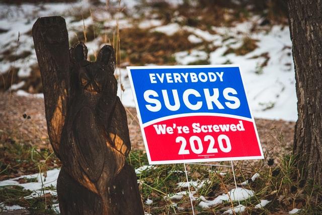 Everybody sucks