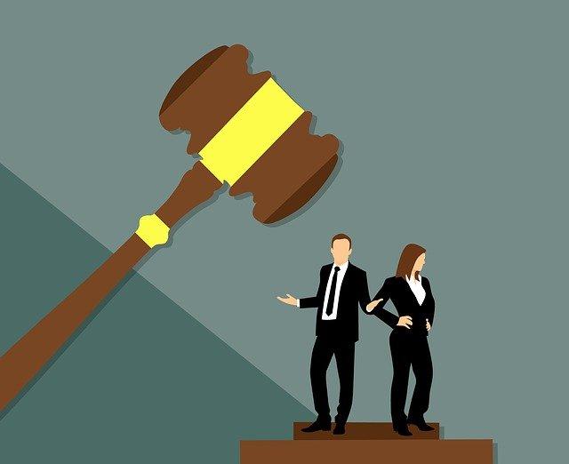 Dicvorce proceedings