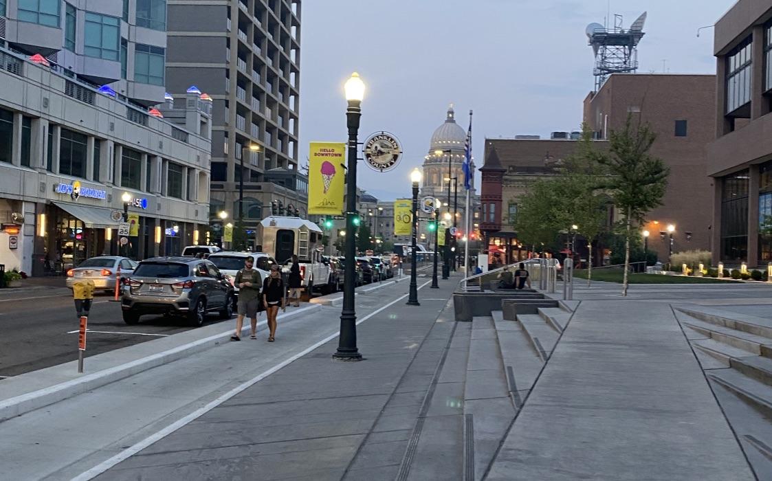 Downtown, Boise